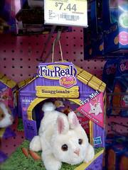 Easter ideas: FurReal Snuggimals