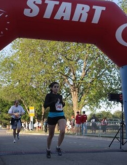 2011 Ft. Worth Zoo 10K Race