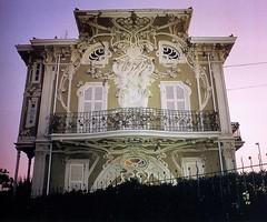 Giovanni Brega, villa Ruggeri (Pesaro), 1902