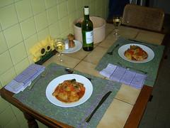 Last Night Dinner