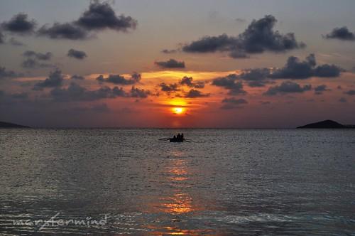 Calaguas_Mahabang Buhangin Sunset 03