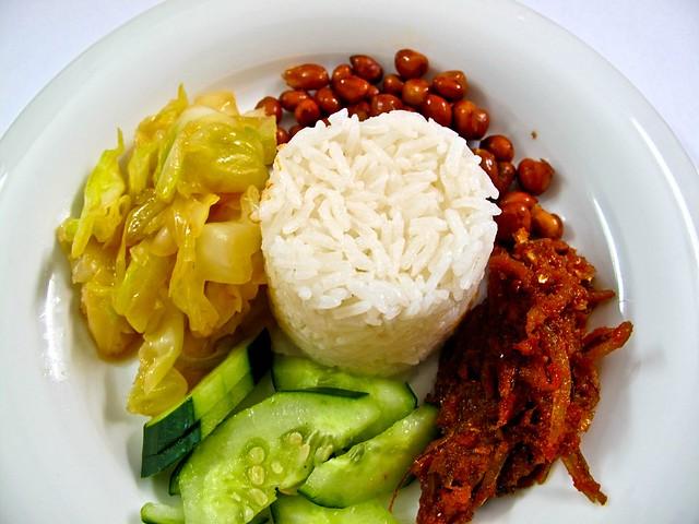 IMG_2445 Nasi Lemak ,椰浆饭