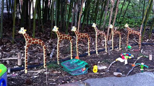 funkytown-giraffes
