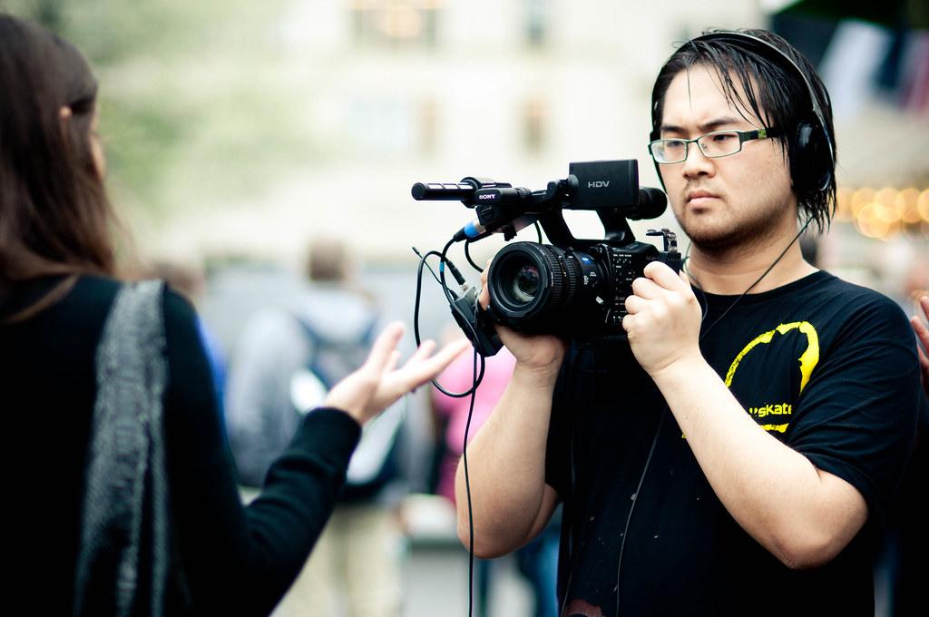 Filming Lisa