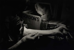 Injecting (DGScott1) Tags: glasgow documentary heroin addiction junkie stills littlecriminals