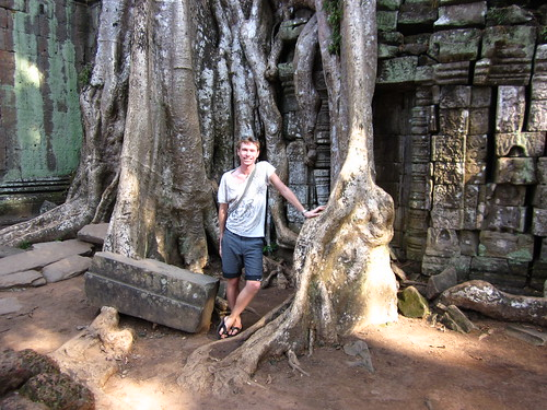 Ta Prohm, Angkor temple