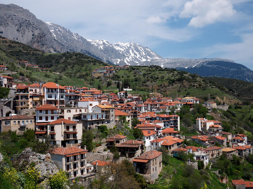 Arachova Greece  city photos : arachova parnassos mount west central greece image hosted on flickr