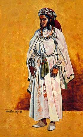 femme Ait Bougmez