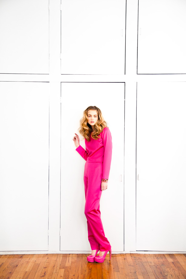 Katie Ermilio Fall 2011 Look Book