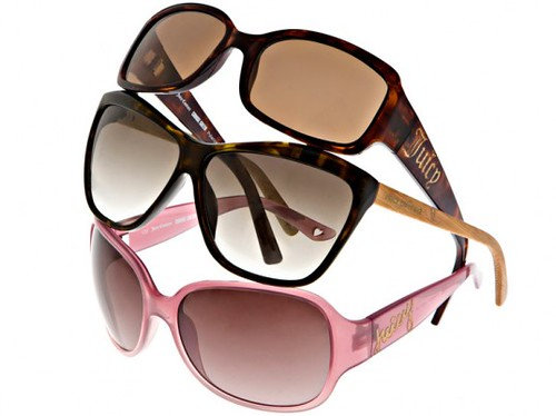 Juicy Couture eco-friendly fashion sunglasses