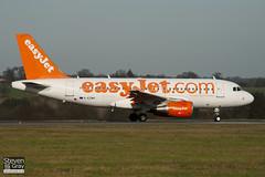 G-EZMH - 2053 - Easyjet - Airbus A319-111 - Luton - 110224 - Steven Gray - IMG_9913