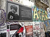 Alexis Memorial From His Mother (insurgent photo) Tags: athens greece anarchism anarchist exarchia december2008 alexisgrigoropoulous
