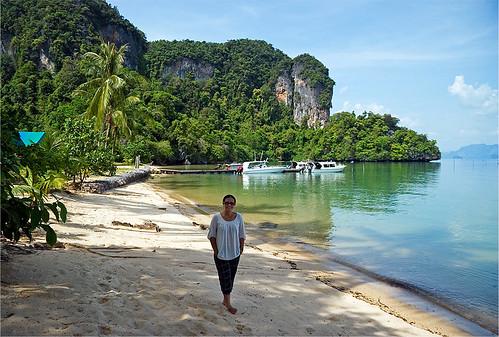 At Koh Yao Paradise