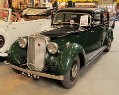 1947 Rover 16HP  Sports Saloon (Vriendelijkheid kost geen geld) Tags: noordholland venhuizen oldtimerfestival worldcars