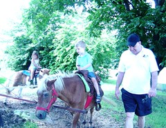 Max on Horseback (ellishackler) Tags: max ray ellis mark jim lori nancy maxwell hack deanna dee keerti hackler ellishackler