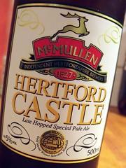 McMullen, Hertford Castle, England
