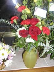 Roses (Niki Gunn) Tags: austin memorial missouri april 2011 olympusc4040z openhouse2011