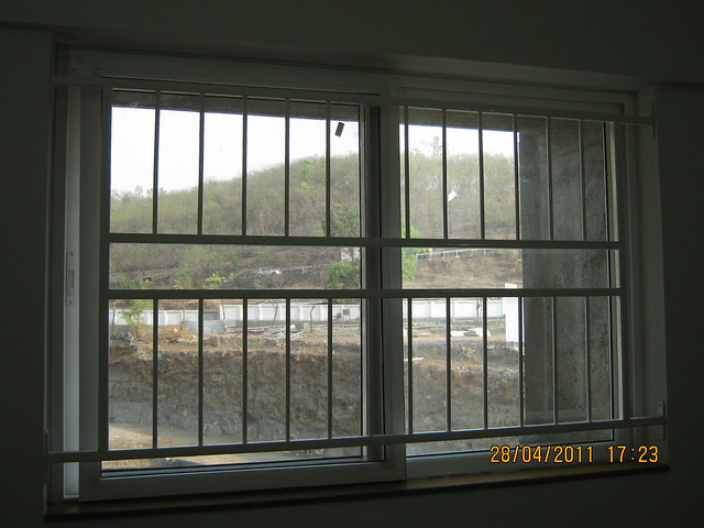 Window in Sangria Towers at Megapolis Hinjewadi Phase 3, Pune