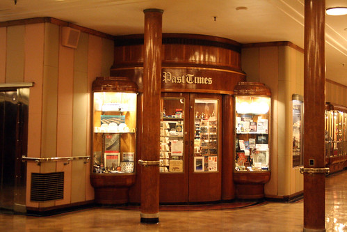 Queen Mary - Former Cigar Shop