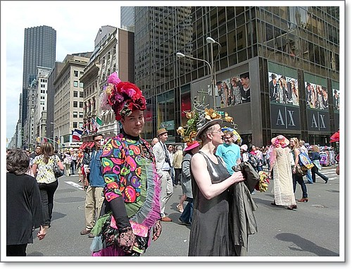 Easter Parade 2011