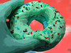 Intake Ready (swimcsi) Tags: donuts donut doughnuts dayofthedonut