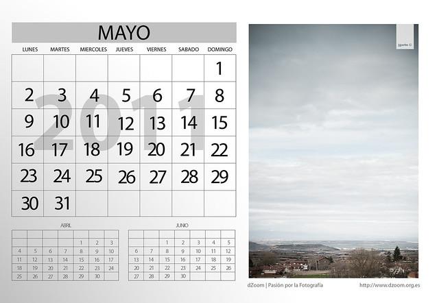 Maiatza · Mayo · May