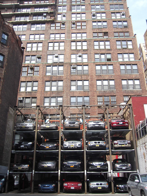 NY Parking Lot