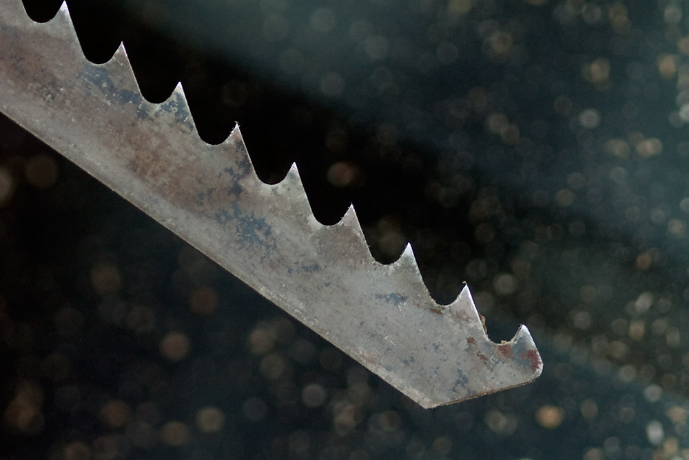 Macro 30/30:  Blade