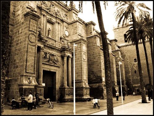 Catedrál de Almería
