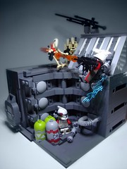 Mission 6.2 (jestin pern) Tags: fiction 6 trooper star lego space science company corps mission fi wars squad clone yankee 62 sci gand legion ultimatum 457th 707th