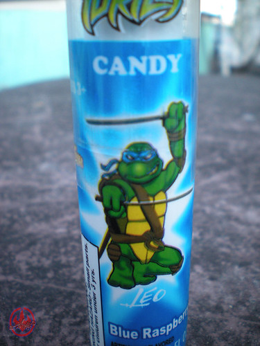 Koko's Confectionery & Novelty :: 'Teenage Mutant Ninja Turtles' CANDY SPRY // Leonardo - BLUE RASPBERRY iii (( 2009 ))