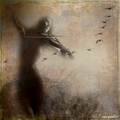 she brings the birds to tears (kira_westland) Tags: vividimagination supershot abigfave flickrdiamond awardtree redmatrix truthandillusion