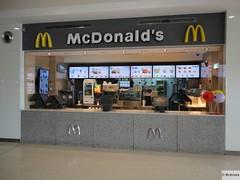 McDonald's Herzliya Arena Mall (Israel)