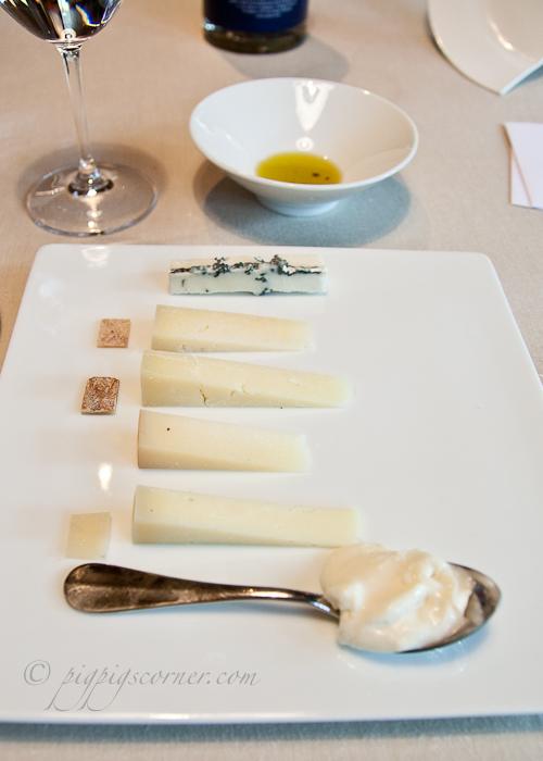 Mugaritz, San Sebastian cheese