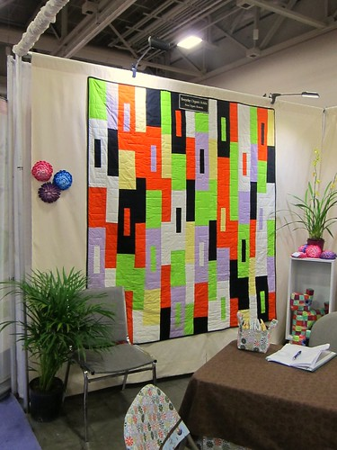 Clothworks Organic Solids Quilt