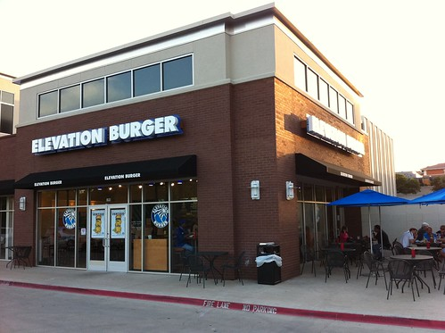 Outside Elevation Burger