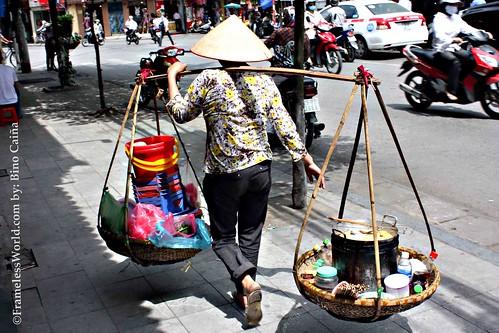 Street vendo