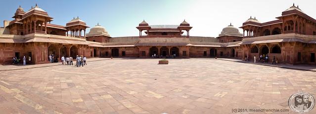 Inside Sacred Complex