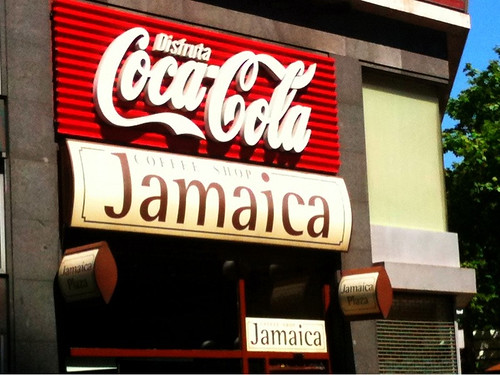 <span>madrid</span>Coffee Shop jamaica<br><br>Sono finita ad amsterdam e non me ne sono accorta?!<p class='tag'>tag:<br/>viaggio | madrid | luoghi | </p>