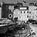 Série nós e amarras - barcos de pesca - Rovinj - Croácia