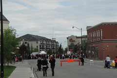 McKenzie Towne Stampede Breakfast on High Street