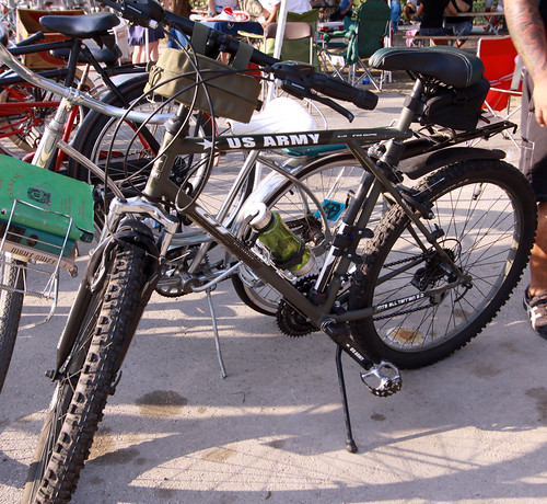 GI Joe Bike