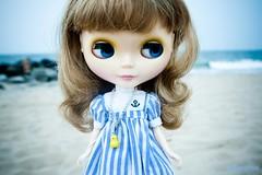 (folksylove) Tags: beach doll rubber ducky anchor blythe