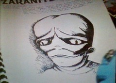 Zaranite in Races of the Federation fanzine