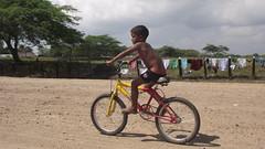 BIKE (rubioquilla) Tags: boy bike colombia bicicleta nio rubio quilla