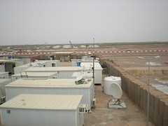 Fao Peninsula from MUSC Camp, Iraq