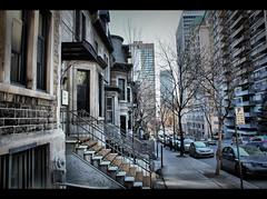 (L-L Photography) Tags: street city canada building montréal quebec avenue rue ville nord immeuble batiment amérique
