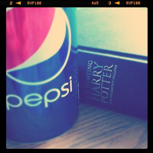 Pepsi och potter