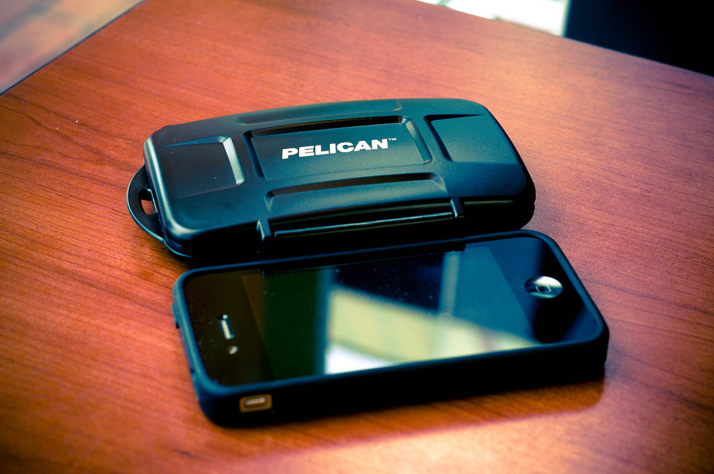 Pelian 0919 SD Card Case