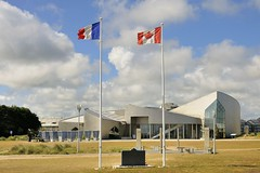 D-Day 1944 - Canadian Juno Beach Centre - Courseulles-sur-Mer, Normandy, France (edk7) Tags: france museum centre wwii canadian visitor dday calvados 1944 d300 junobeach 2011 bassenormandie courseullessurmer junobeachcentre edk7